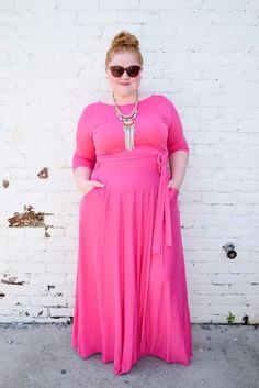 Simple maxi dresses uk for plus