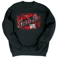 Dale Jr. Crewneck Sweatshirt | Raceline Direct