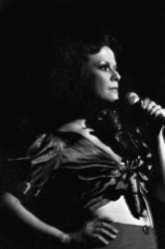 Elis Regina, 1977. Teatro Leopoldina.