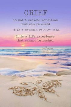 #Grief and #loss quote. Click for blog. Real story of coping with miscarriage.