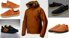 Fjallraven Greenland jacket looks the part with Ochre, Black and 'California' Topangas and Black/Amber Jeans II GTX