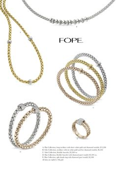 Leigh Jewelers- Fope Jewelry