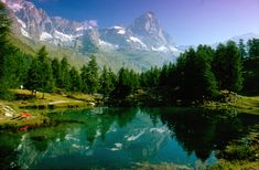 Monte Cervino, Italy