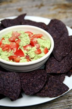 "This high-protein ""guacamole"" is made with edamame instead — which is why it's called edamole!"