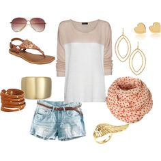 Spring Fling, created by shayck on Polyvore