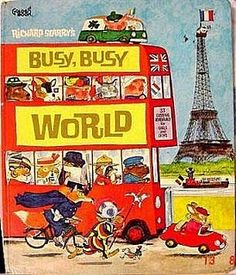Busy, Busy world by Richard Scarry