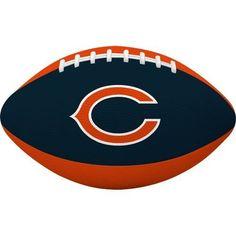 NFL Chicago Bears Hail Mary Football