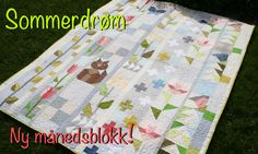 Sommerdrøm  Northern Quilts,