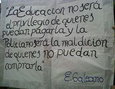 La Educacion...