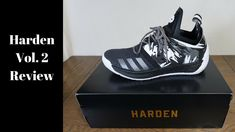Harden Vol. 2 Shoe Review #Videography
