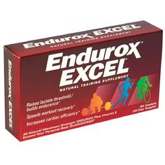 Endurox Excel Maximum Strength, with Vitamin E, Natural Training Supplement, Caplets - 60 ea by Endurox. $13.08. 30-Day supply. Raises lactate threshold/builds endurance. Speeds workout recovery. Increases cardiac efficiency. All natural maximum strength Endurox plus Vitamin E. Exceed your personal best guaranteed. Endurox excel dietary supplement, taken as part of your training regimen, is guaranteed to help you exceed your personal best. Endurox Excel contains maximum s...