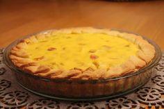 yummy muffin: Rebarborovo-hruškový koláč Muffin, Pie, Desserts, Food, Torte, Tailgate Desserts, Cake, Deserts, Fruit Cakes