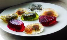 Glicerine soaps (homemade) Mydełka glicerynowe ( domowe)