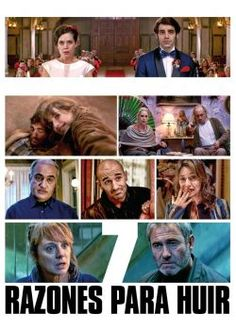 7 razones para huir Completa Online Movies, Movie Posters, Fictional Characters, Texts, Running Away, Watch Movies, Films, Film Poster, Cinema
