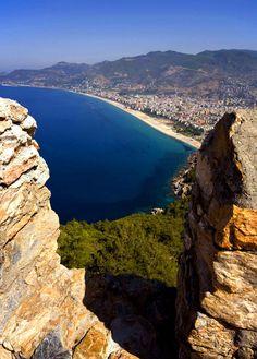 Lacité historique d'Alanya en #Turquie pourrait faire son entrée au patrimoine mondial de l'#Unesco. #voyage