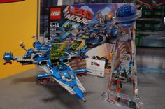 Benny's spaceship from the LEGO movie has a long history. The blue spaceman was an early LEGO space figure, and the callback to the early history of the toys pleased both adults and kids watching the film.