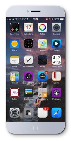 Mountain iOS 8
