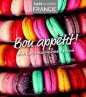 Kniha Bon appetit! - aneb Lekce francouzské kuchyně