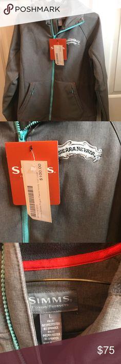 Sierra Nevada Simms women's jacket L Sierra Nevada Simms women's jacket size Large Never worn Jackets & Coats