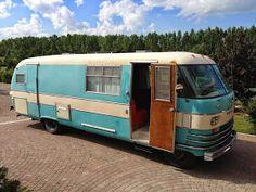 60's Dodge Travco