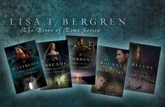 The River of Time Series by Lisa Bergren. Soooo good!!! By far my favourite book series :D