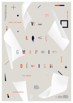 Hvass&Hannibal | Visual identity for We Love Graphic Design
