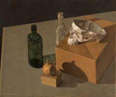 Still Life with Skull - by Sam Dalby