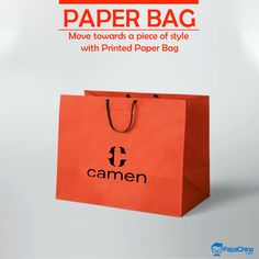 Move towards a piece of style with Printed Paper Bag. #paperbags #bags #promotionalbags #ecofriendly #environmental #promotion #Marketing #Advertising #Giveaway #gift #events #event #wholesale #branding Paper Bags Wholesale, Promotion Marketing, Print On Paper Bags, Promotional Bags, Picnic Bag, Paper Shopping Bag, Giveaway, Advertising, Branding