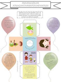 ¿Sabes como evitar atragantamientos infantiles? Te lo mostramos con este decálogo y test de asfixias para descargar http://blgs.co/1S352k