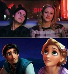 My two favorite couples! Riverdale Betty, Bughead Riverdale, Riverdale Funny, Riverdale Memes, Series Movies, Movies And Tv Shows, Lili Reinhart And Cole Sprouse, Riverdale Aesthetic, Betty And Jughead
