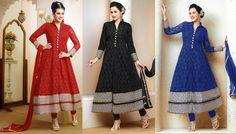 Catalog Name : SS2506 – Pari Vol-2    Designs : 10 MOQ : Full Catalog http://www.ekhantil.com/pari-vol-2-net-stylish-anarkali-suit/ #slawarsuit#anarkali#replica#dress#salwarkameez#semistiched#dresssmaterial#kurti