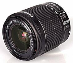 Canon EF-S 18-55mm f/3.5-5.6 IS STM – Laboratório Fotográfico