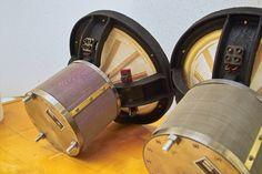 "Ultimate 12"" field coil speaker from Atelier Rullit."