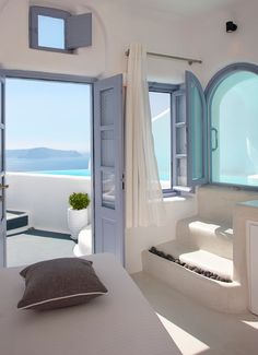 Dana villas, Santorini
