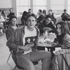 Freaks and Geeks- one of my favorite shows while I was in Highschool!!
