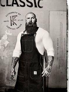 bald men with beards - Google Search We always appreciate a good beard. G Spot Hair Design. #beards, #mustaches, #HAIR