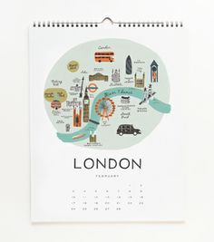 London | Rifle Paper Co.