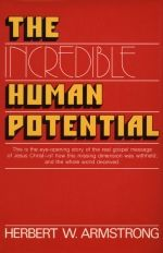 The Incredible Human Potential - Chapter 1 World Peace, Successful People, A Blessing, Higher Education, Booklet, Wisdom, Positivity, The Incredibles, Messages