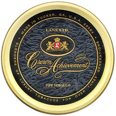 Tinned Pipe Tobaccos: Lane Limited Crown Achievement 1.75oz at Smokingpipes.com