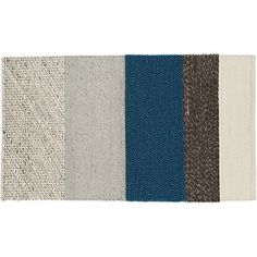 Tie your living room, bedroom or dining area together with modern area rugs. Shop dhurrie, shag and jute styles in bold patterns or calm neutrals. Interior Rugs, Rug Texture, Textiles, Modern Area Rugs, Living Furniture, Wood Furniture, Contemporary Rugs, Room Colors, Floor Rugs