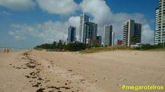 Praia de Boa Viagem - Pernambuco - Recife - Brasil. www.megaroteiros.com.br  #pernanbuco #recife #brasil #boaviagem #PE #viagemtop