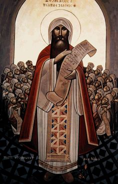 coptic icons | Coptic Icons : A Russian Orthodox Church Website