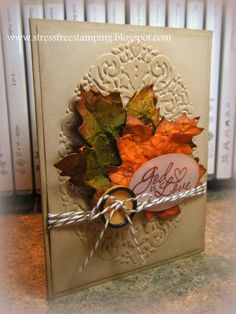SUO Challenge 55 by 329shana - Cards and Paper Crafts at Splitcoaststampers