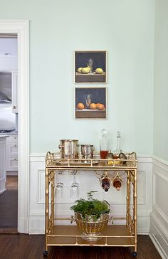 bar cart obsession!!!