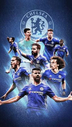 Chelsea Football Club - League Champions 2016/17