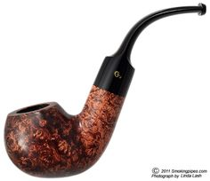 My first Peterson pipe. The Shannon XL02. Very Nice!
