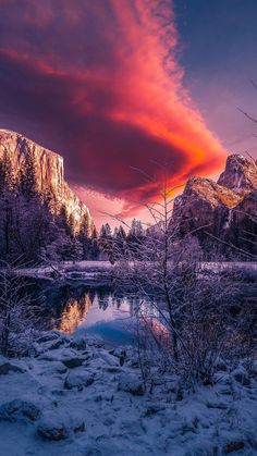 Yosemite National Park - Tap to see more incredibly beautiful aerial wallpapers! - @mobile9