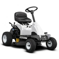 "Masport Mini Rider 190/24 SD 190cc Lawn Mower Rider with 610mm (24"") Single Blade Side Discharge Deck"