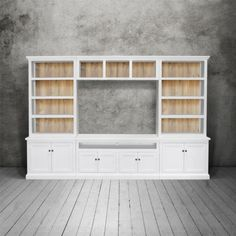 Alyx Modular Media Library Wall – Vintage Mill Werks Wooden Furniture HandCrafted in USA. Living Room Bookcase, Living Room Built Ins, Living Room Tv, Living Room Entertainment Center, Tv Entertainment Wall, Custom Entertainment Center, Family Room Walls, Library Wall, Media Wall