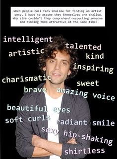 Mika confession